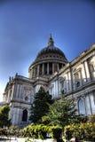 圣保罗的大教堂,伦敦 库存照片
