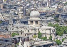 圣保罗的大教堂 免版税库存照片