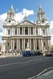 圣保罗的大教堂 库存照片