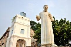 圣保罗的教会 库存照片