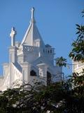 圣保罗的主教制度的教会,基韦斯特岛, FL 库存照片