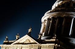 圣保罗-伦敦,英国 免版税库存照片