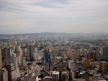 圣保罗巴西市panorma地平线世界杯橄榄球viva 免版税库存图片