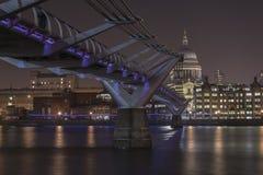 圣保罗` s大教堂伦敦 免版税库存图片