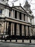 圣保罗` s,伦敦 免版税图库摄影