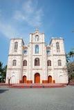 圣克鲁斯大教堂,堡垒高知 库存照片