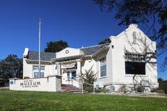 圣克鲁斯,加利福尼亚,自然历史博物馆  免版税图库摄影