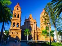 圣克鲁斯de la天主教大主教管区 免版税库存图片