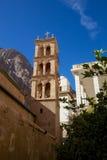 圣凯瑟琳的修道院教会  免版税库存图片