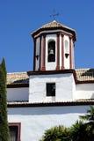 圣则济利亚教会  免版税图库摄影