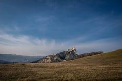 圣利奥的城堡 图库摄影