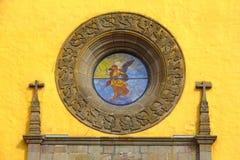圣加布里埃尔女修道院IX 库存照片