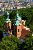 圣劳伦斯教会 库存图片