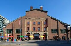 圣劳伦斯湾市场在多伦多 免版税库存图片