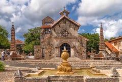 圣华伦泰教会 免版税图库摄影