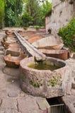圣卡塔利娜修道院,阿雷基帕,秘鲁 免版税库存图片
