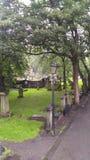圣卡思伯特,爱丁堡巴黎教会  免版税库存照片