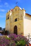 圣卡洛斯大教堂,蒙特里,加利福尼亚 免版税库存照片