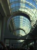 圣地亚哥会议中心在午间2 免版税图库摄影