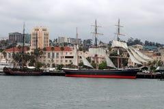 圣地亚哥海博物馆  库存照片
