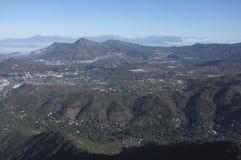 圣地亚哥,智利首都 库存图片
