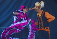 圣地亚哥- Cinco De马约角 库存图片