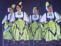 圣地亚哥- Cinco De马约角 免版税库存图片