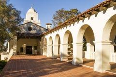 圣地亚哥Presido 免版税图库摄影