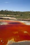 圣地多明戈斯矿 库存照片