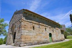 圣地米格尔教堂 库存图片