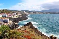 圣地米格尔海岛,亚速尔群岛,葡萄牙 库存照片
