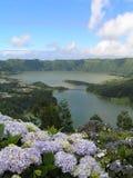 圣地米格尔,亚速尔群岛 免版税库存照片