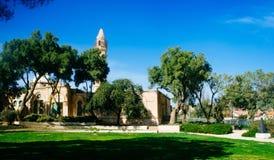 圣地系列-贝尔谢巴伊斯兰教的美术馆 免版税库存图片
