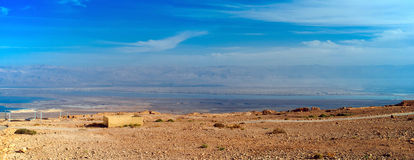 圣地系列-犹太Desert#3 免版税库存图片