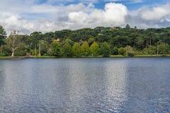 圣地Bernardo湖 免版税图库摄影