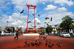 圣地Chingcha 图库摄影