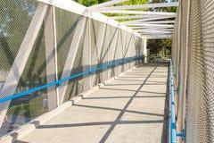 圣塔克拉里塔自行车道路 免版税图库摄影