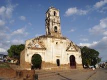 圣塔安那教会 库存图片