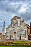 圣塔玛丽亚中篇小说在佛罗伦萨 免版税库存照片