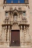 圣塔玛丽亚大教堂在阿利坎特 免版税图库摄影