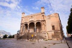 圣塔玛丽亚della锁链,巴勒莫 库存照片