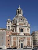 圣塔玛丽亚di Loreto 图库摄影