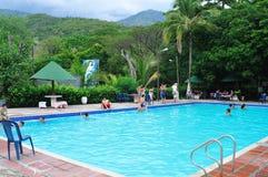 圣塔菲de安蒂奥基亚省-哥伦比亚 免版税库存图片