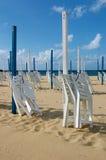 圣塞瓦斯蒂安海滩 免版税库存图片
