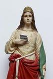 圣塞西莉亚法坛  免版税库存图片