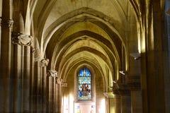 圣塞韦兰教会-巴黎 库存照片