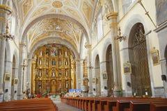 圣多明哥寺庙VI 库存照片