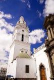 圣多明哥教会  免版税图库摄影
