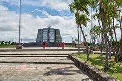 圣多明哥,多米尼加共和国- 2017年3月24日:克里斯托弗 免版税库存图片
