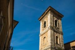 圣多纳托瓦尔迪科米诺,弗罗西诺内 库存照片